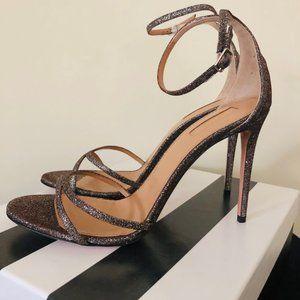 Aquazzura Purist 105 Sandal Size 11 NIB